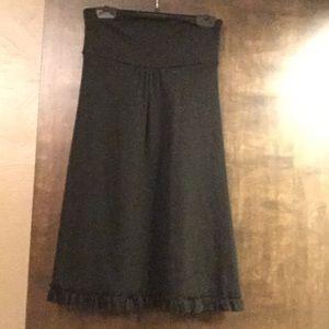 J.Crew Strapless Wool Dress
